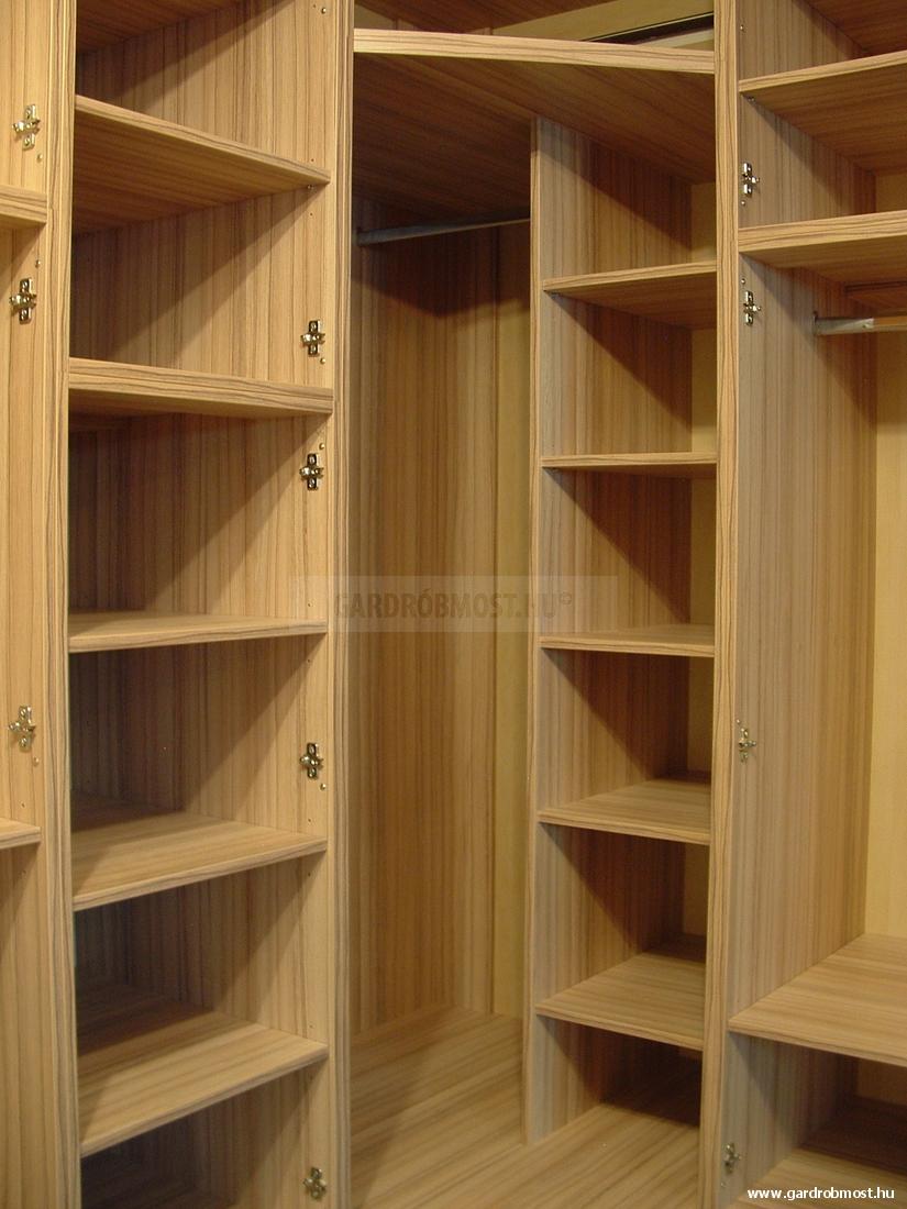 Egyéb beépített bútorok - GARDROBMOST.HU